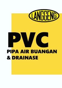 Brosur PVC (Pipa Air Buangan & Drainase) SNI