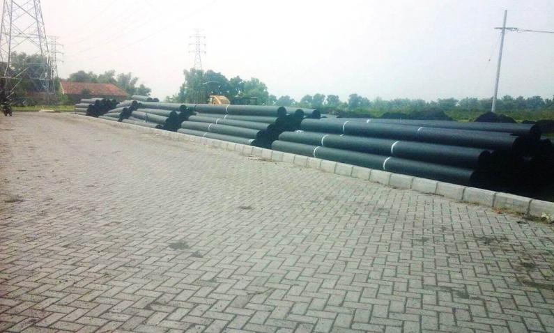 Pasuruan Industrial Estate Rembang atau PIER, Proyek Tahun 2018